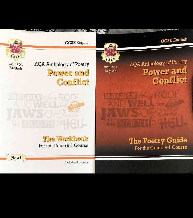 CGP Power&Conflict Revision and workbook