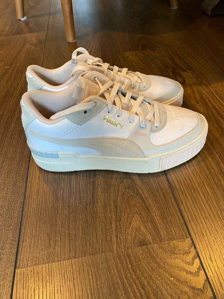 Puma Trainers with chunky sole