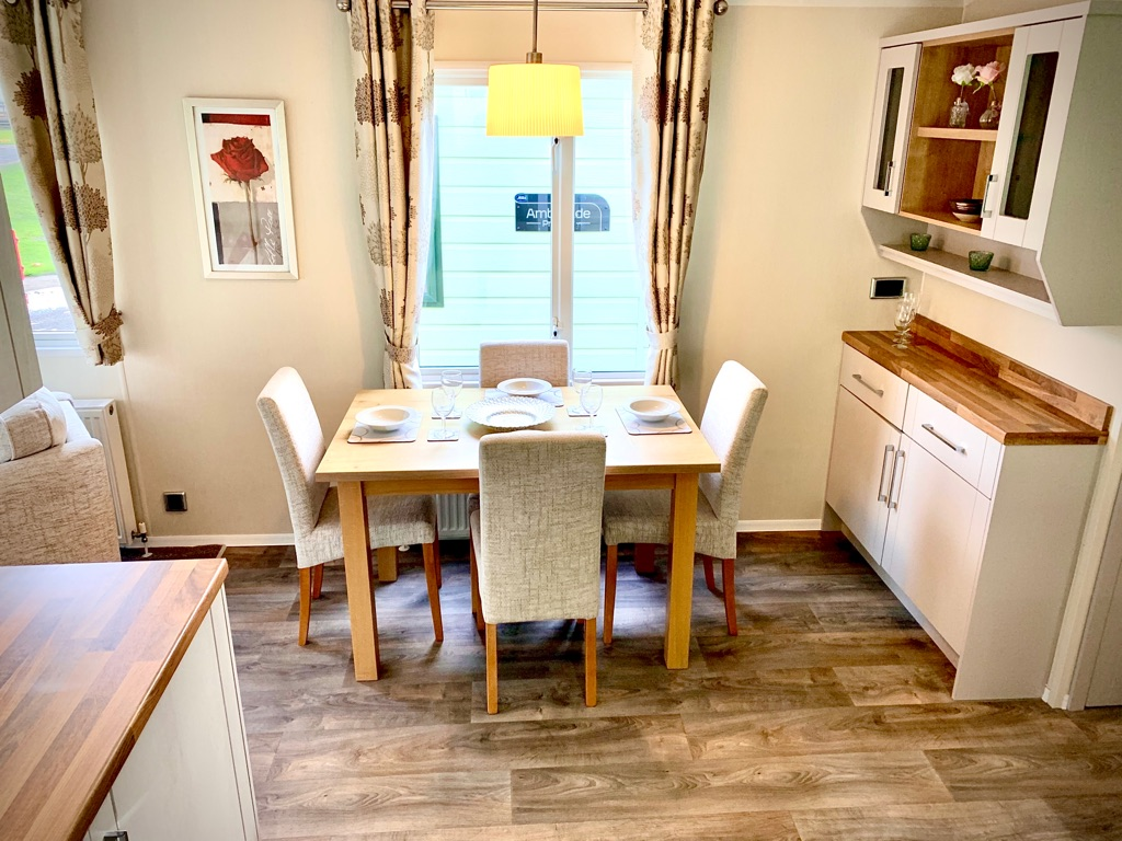 Static Caravan For Sale In Wooler With Monthly Payment Options