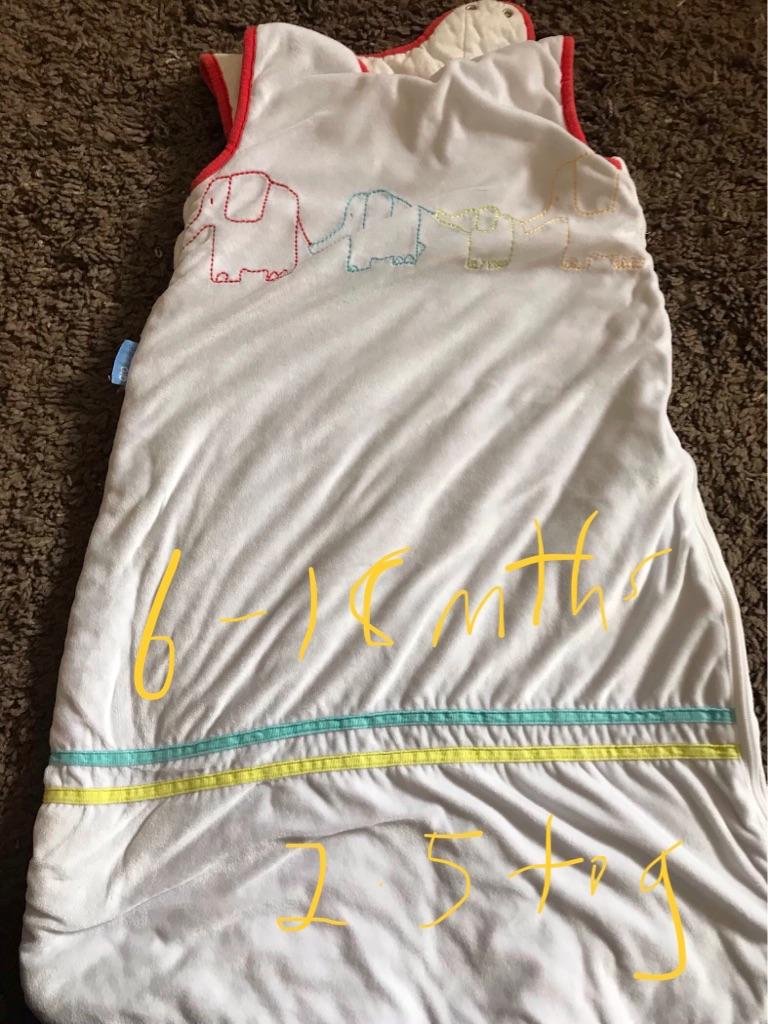 Gro Bag, Sleep Bag 6-18ths