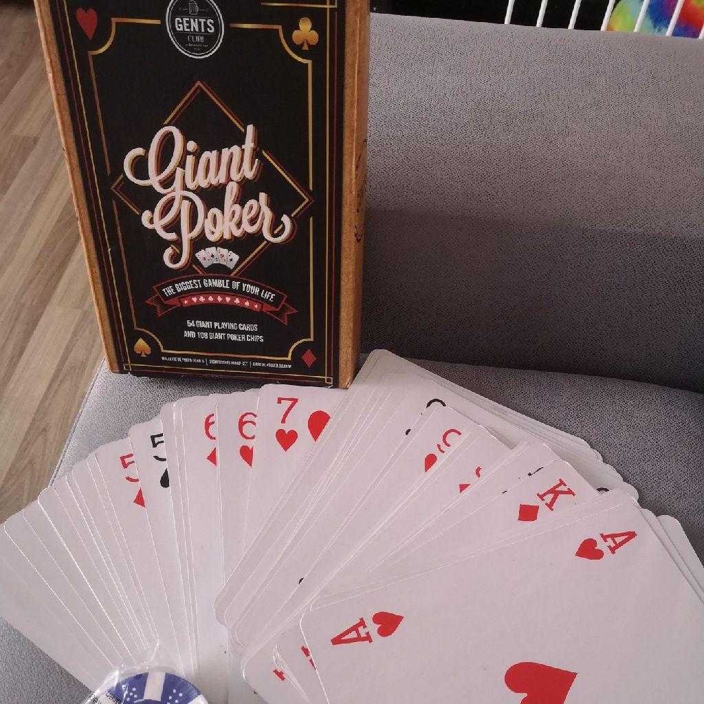 Giant Poker Gents Club