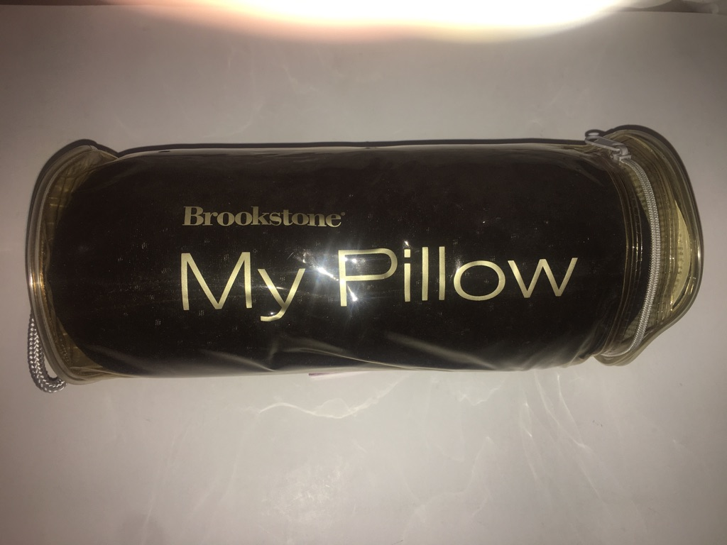 Brookstone My Pillow