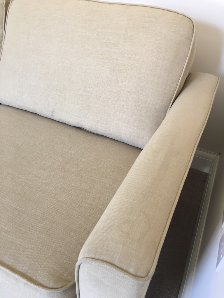 John Lewis two person sofa