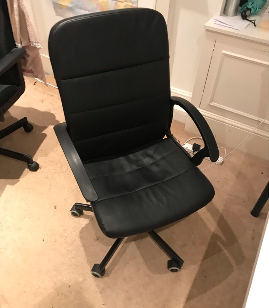 Like-new office chair