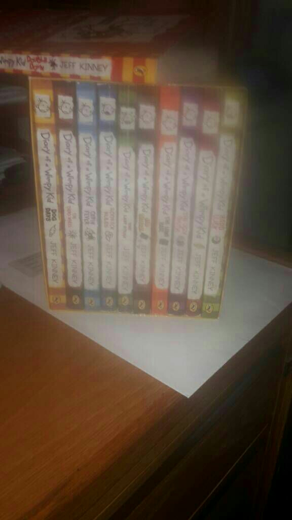Diary of Wimpy Kid Box Set