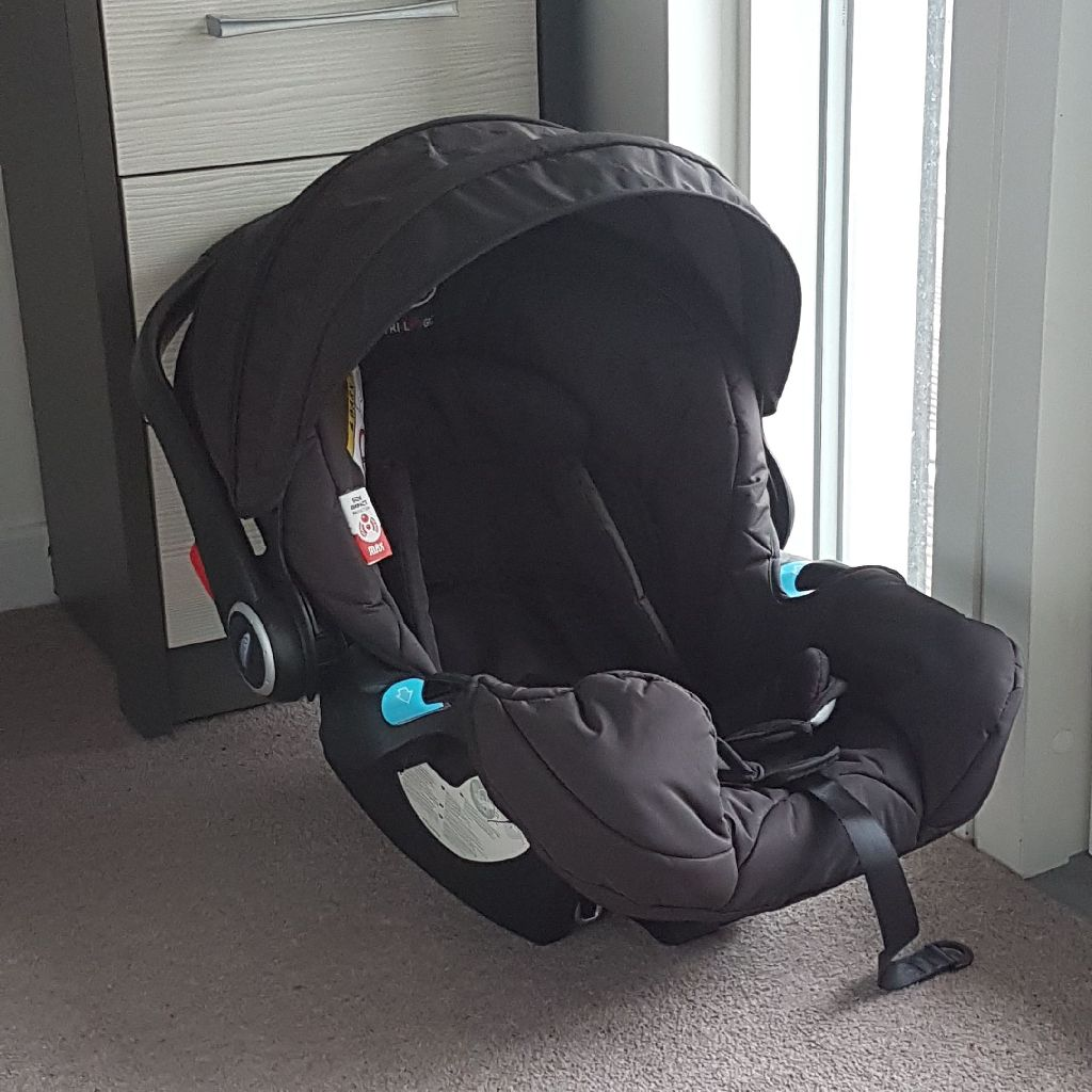Graco 0+ car seat as new condition