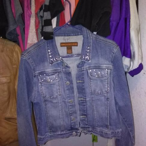 Bluejean jacket