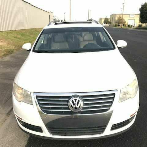 2008 VW Passat