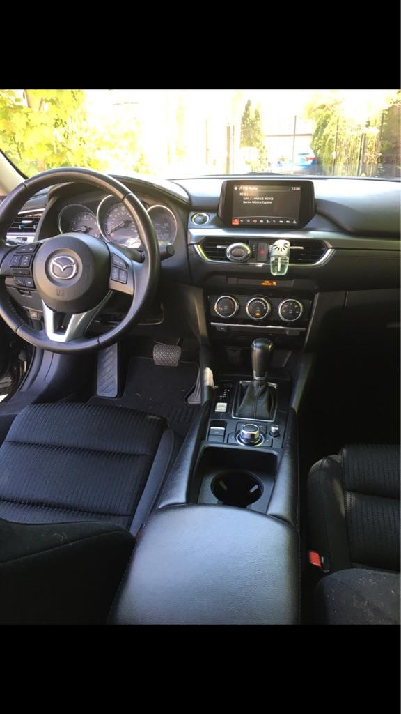 2016 Mazda Mazda6