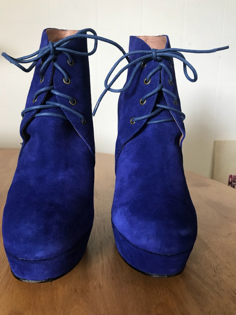 Ravel Cobalt Shoes