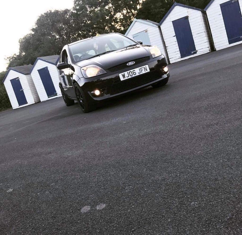 Ford fiesta Zetec s facelift 1.6l