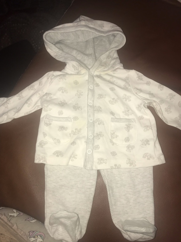 Baby ralph outfit