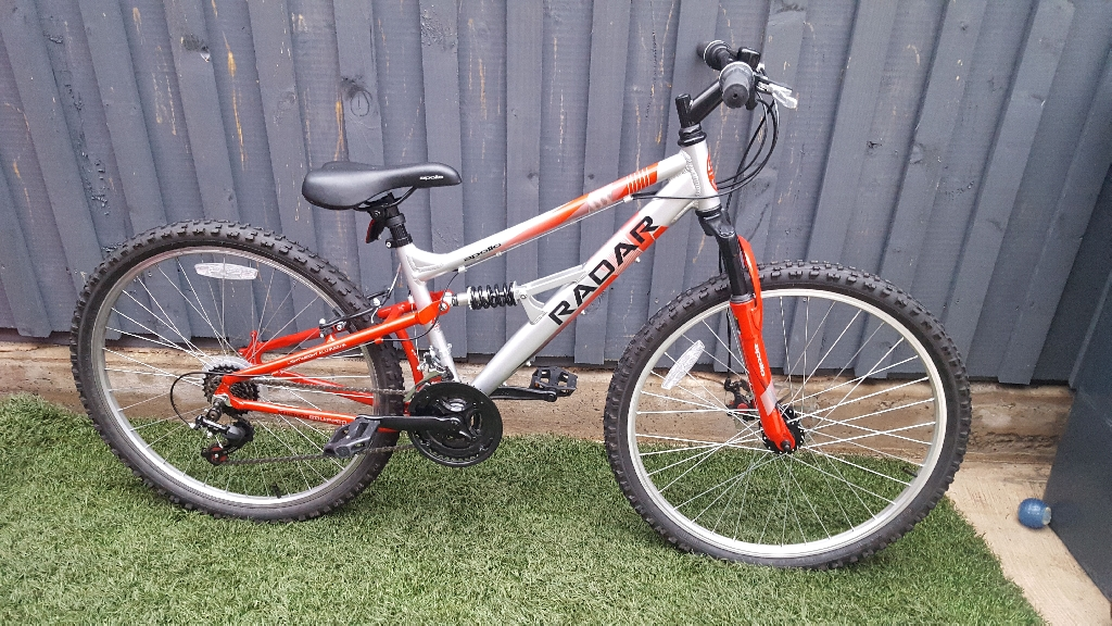 Apollo Radar Mountain Bike