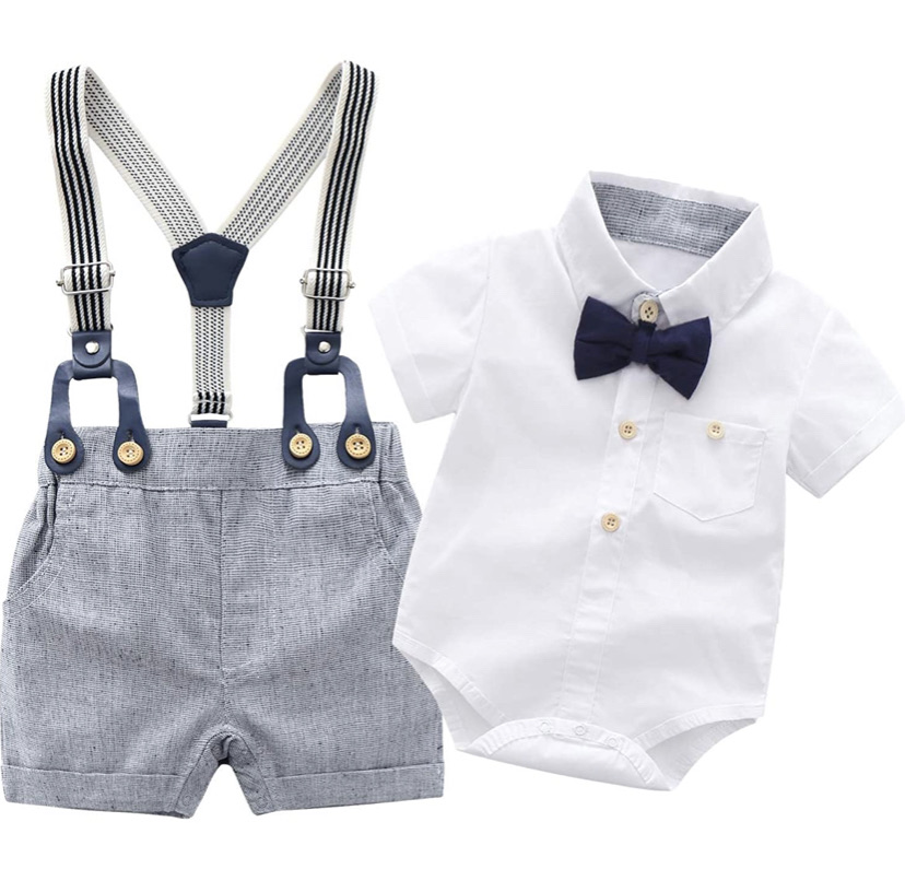 Baby boy outfit 6-9 month