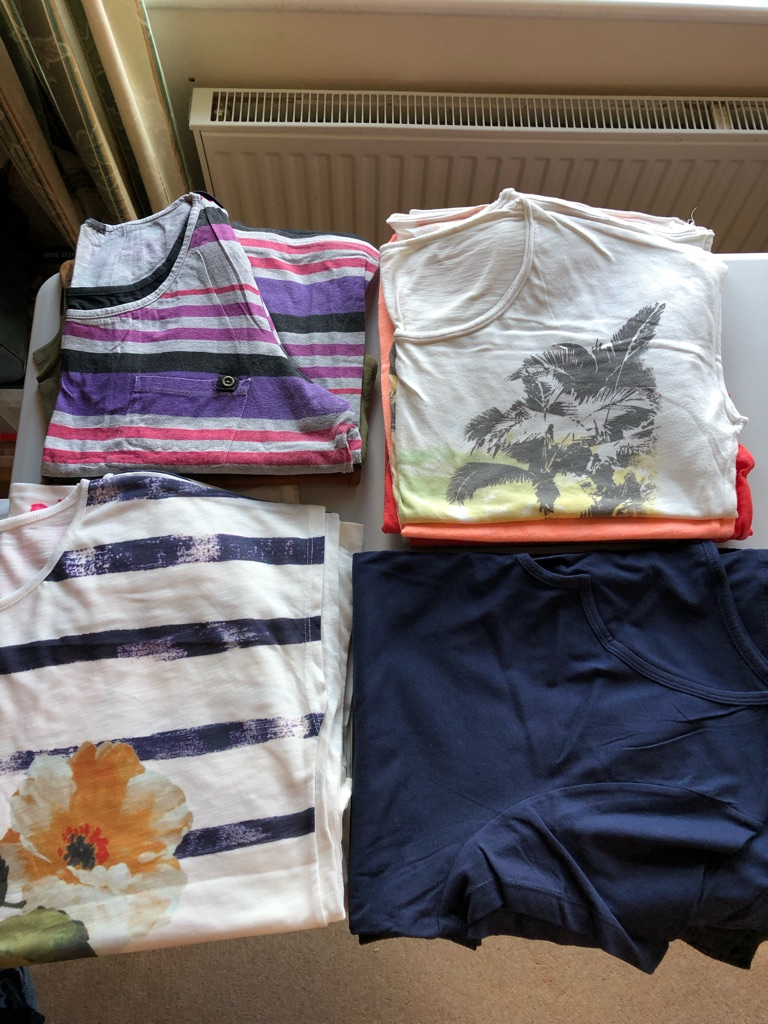 Size 18 tops