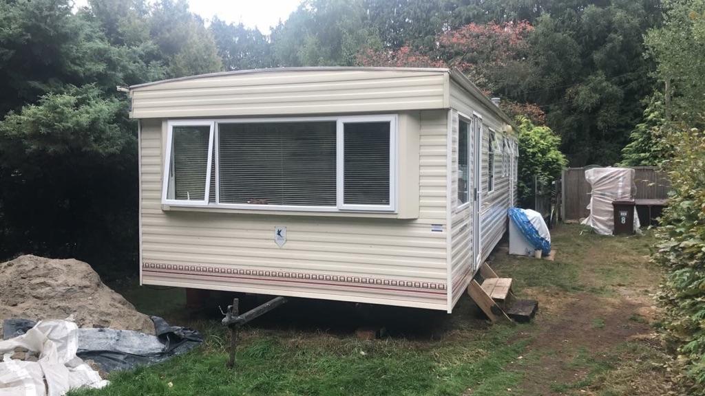 Calypso mobile home