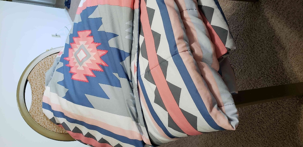 Comforter with Pillow Cases
