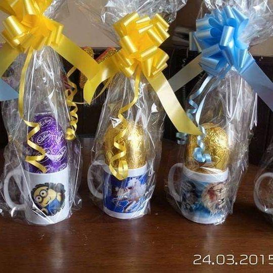 Easter hampers