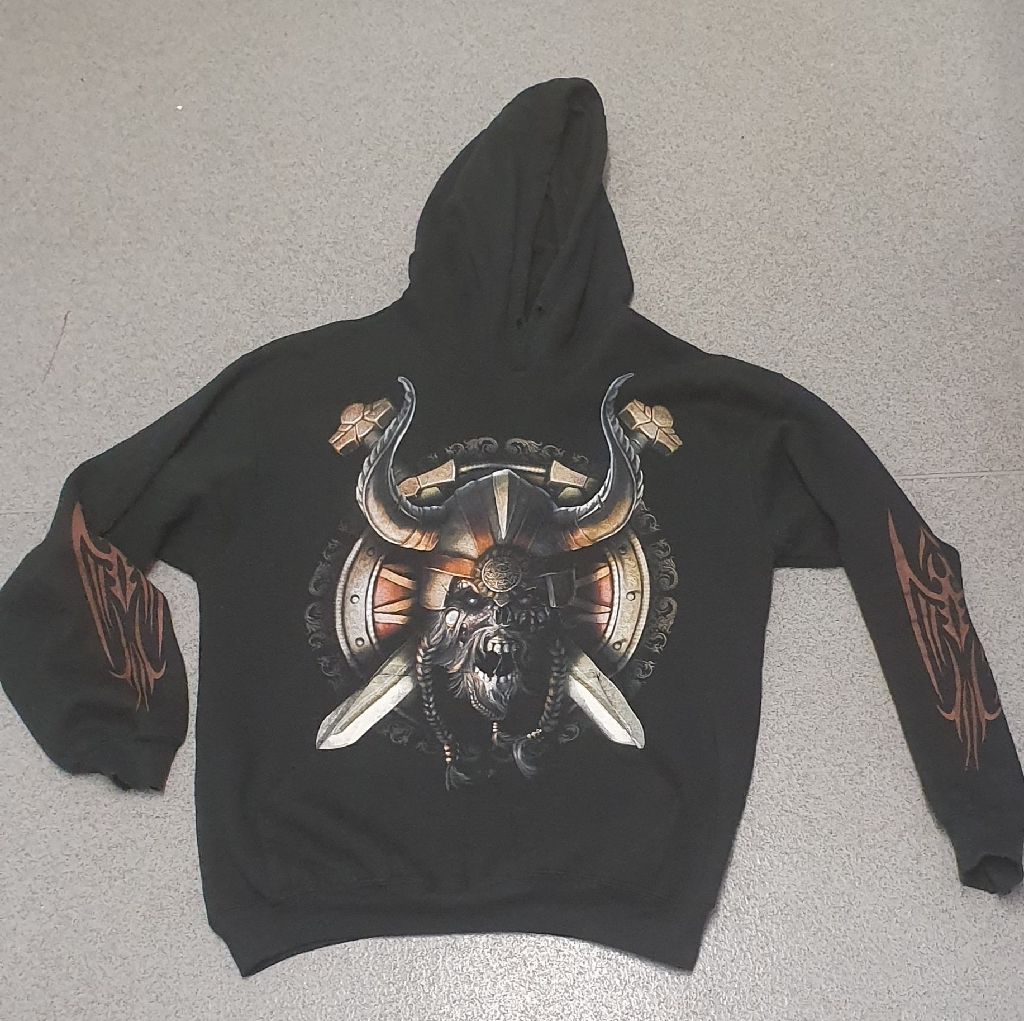 Spiral Clothing hoodie M