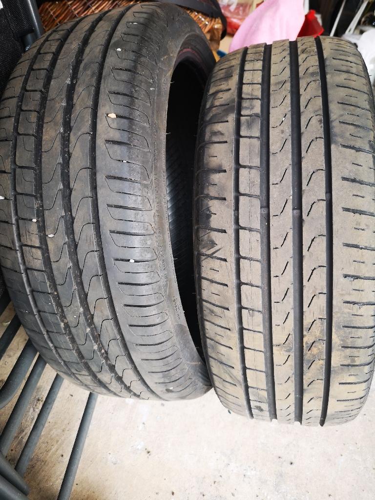 Run Flat Tyres x 2