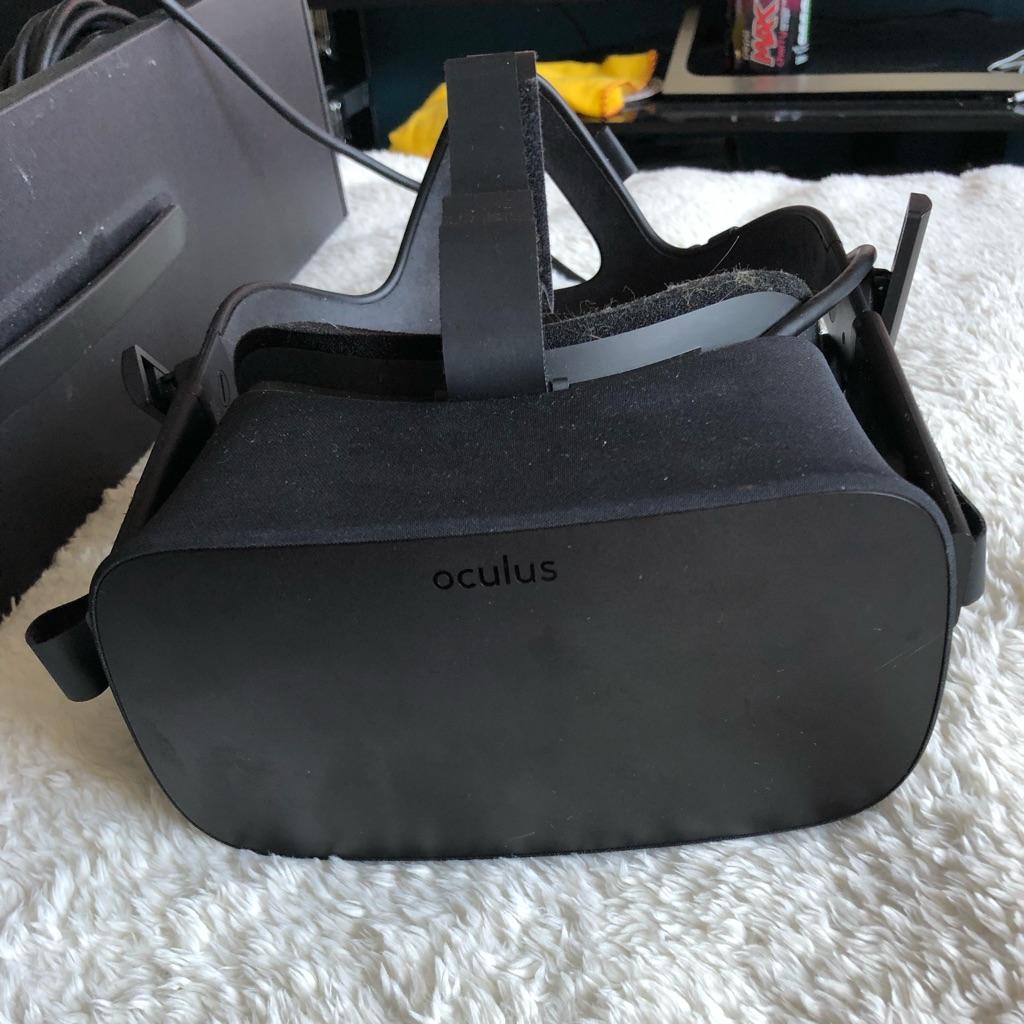 Oculus rift vr set for pc