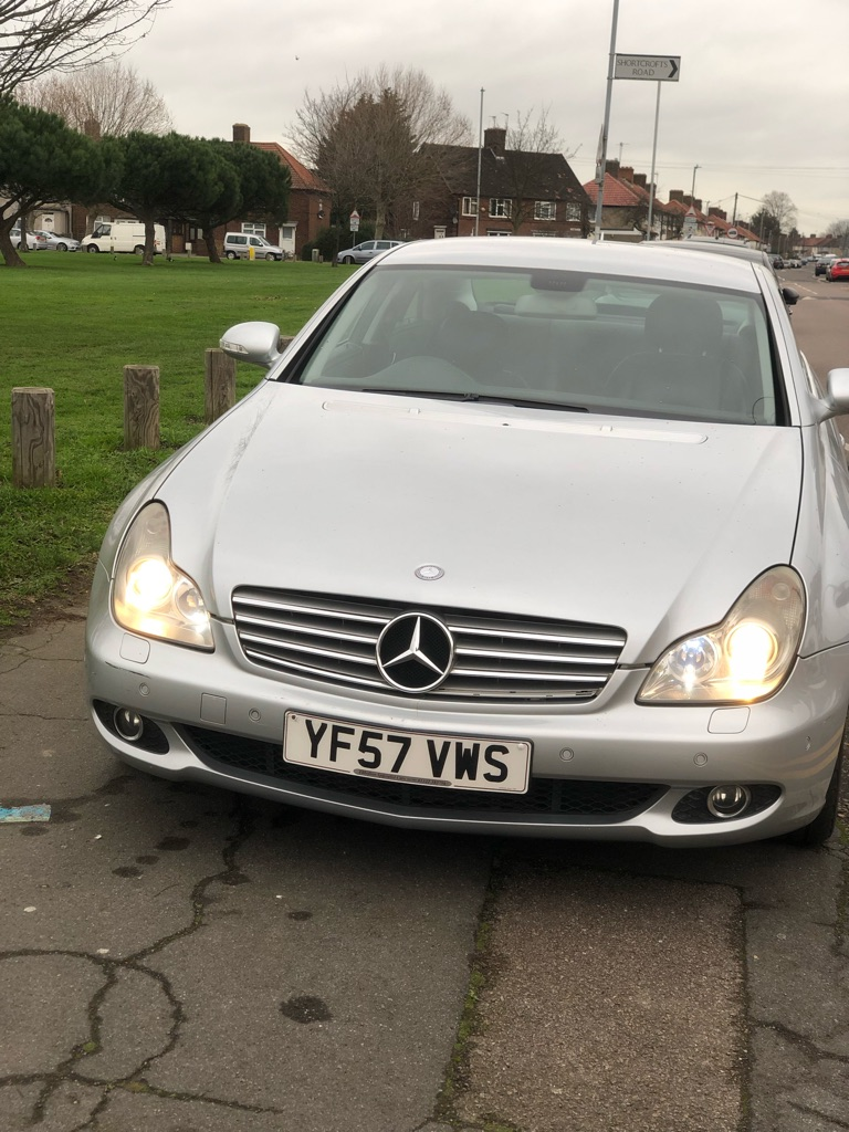 Mercedes Cls-320cdi-7g Tronic-auto
