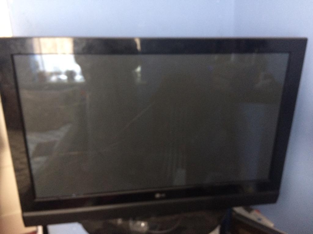 LG tv (broken)