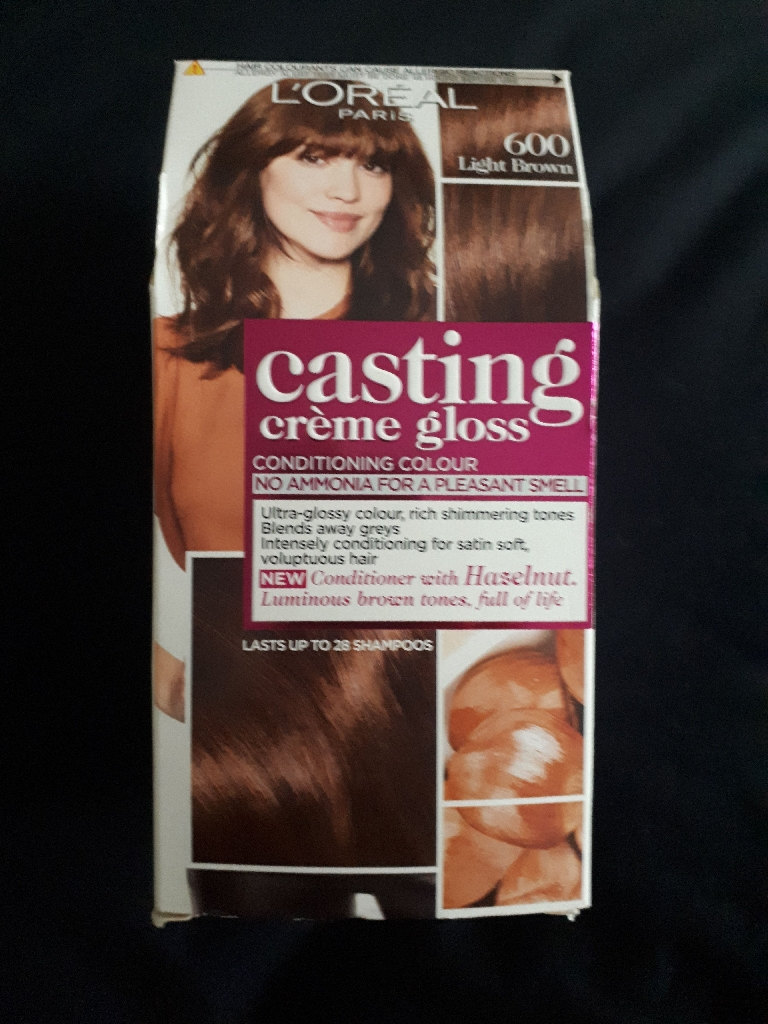 Loreal Casting Creme Gloss No.600 Light Brown