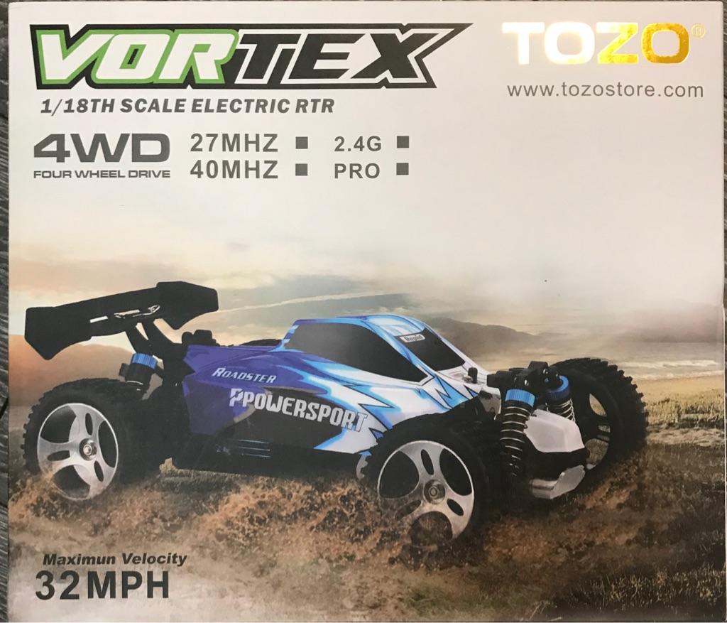 TOXO RC Car