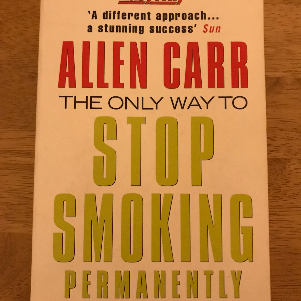 Stop Smoking Book