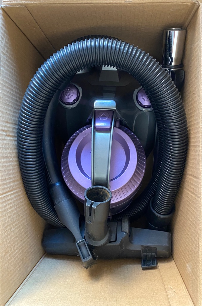 Bush Vacuum Cleaner