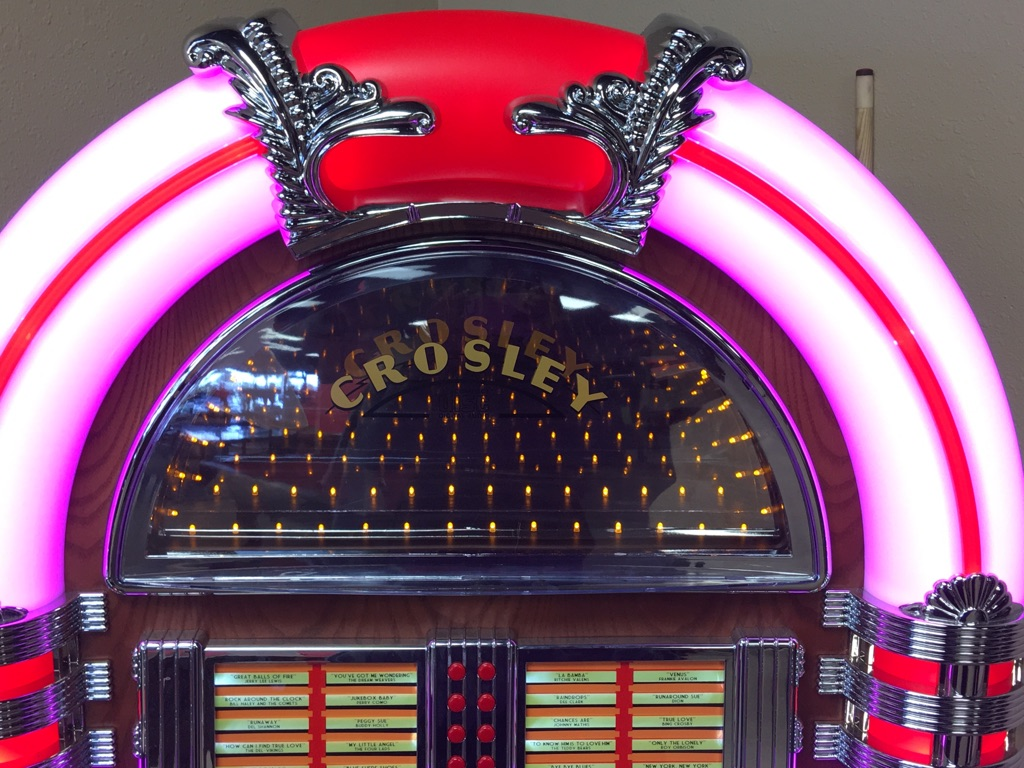 Crosley Bluetooth iJuke Jukebox