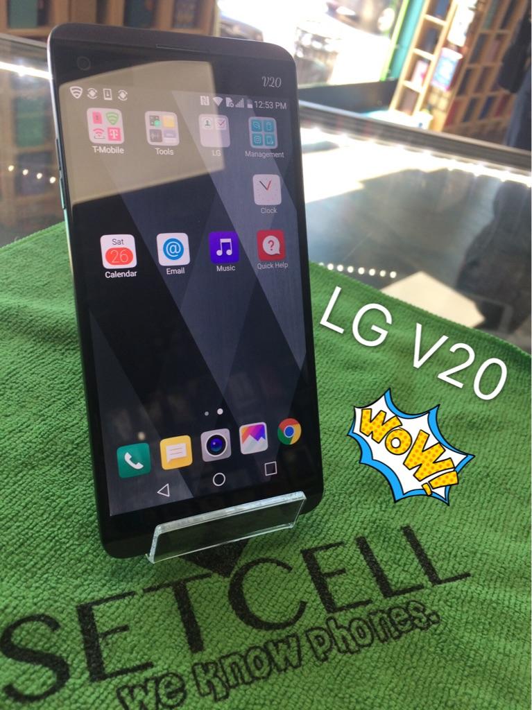 T-Mobile/MetroPCS LG V20 64GB