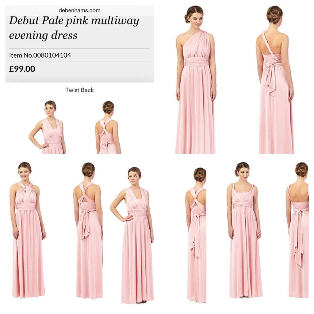 Debenhams Bridesmaid Dresses