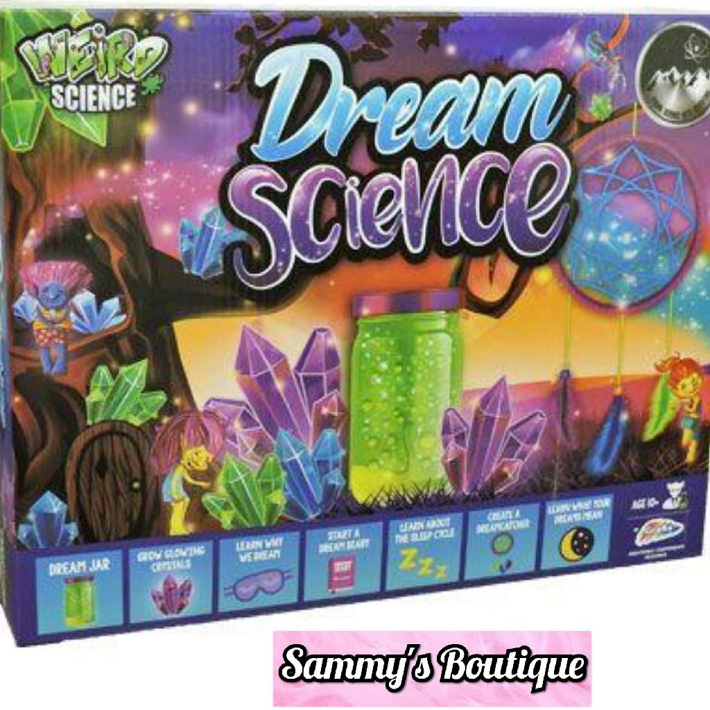 Weird Science - Dream Science