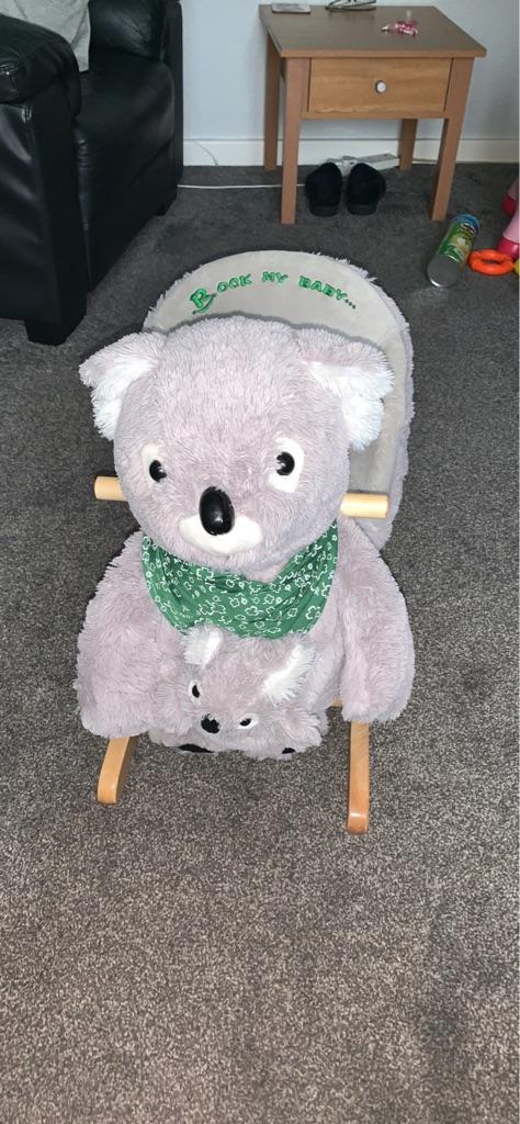 Koala rocker