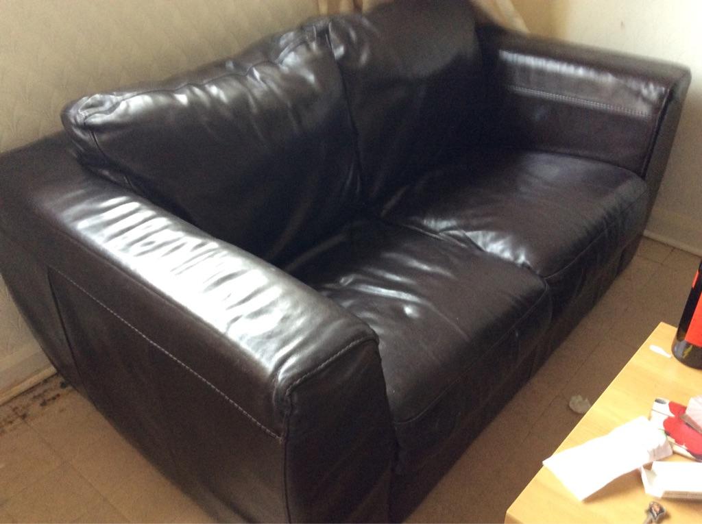 2x 2 Seater Settee