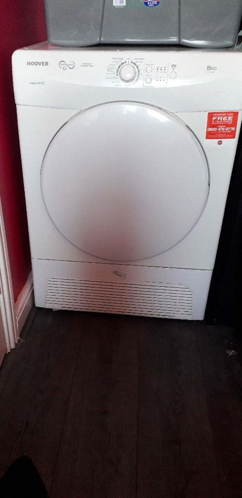 Hoover condenser tumble drier