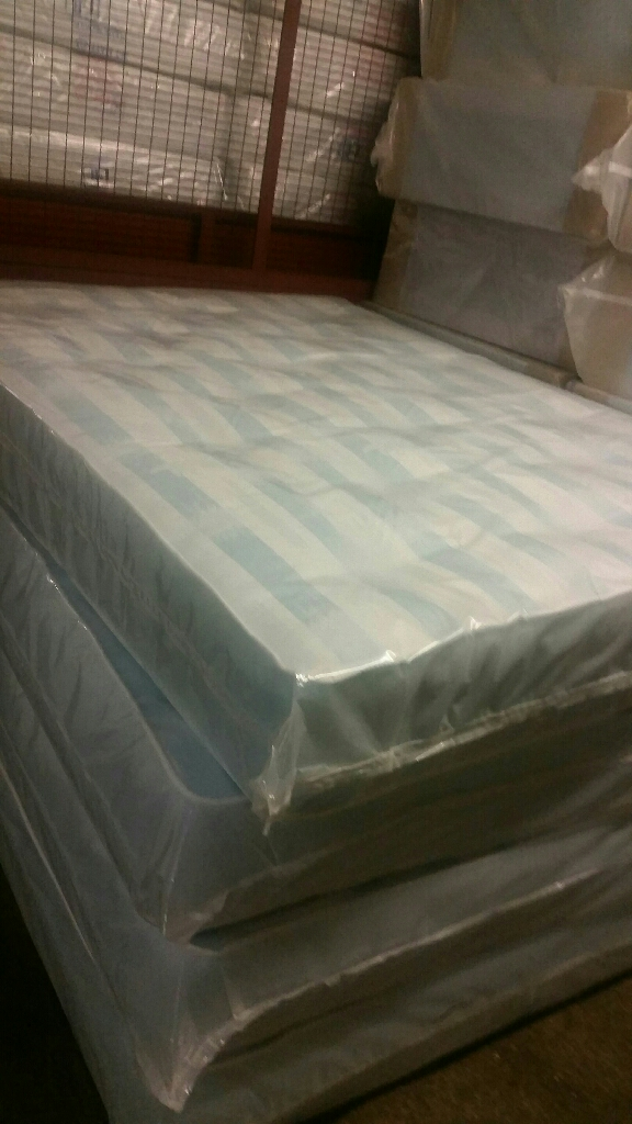 Double 4ft6 orthopaedic mattress only
