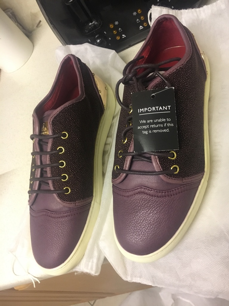 Genuine mason garments: never worn, with tag size 9