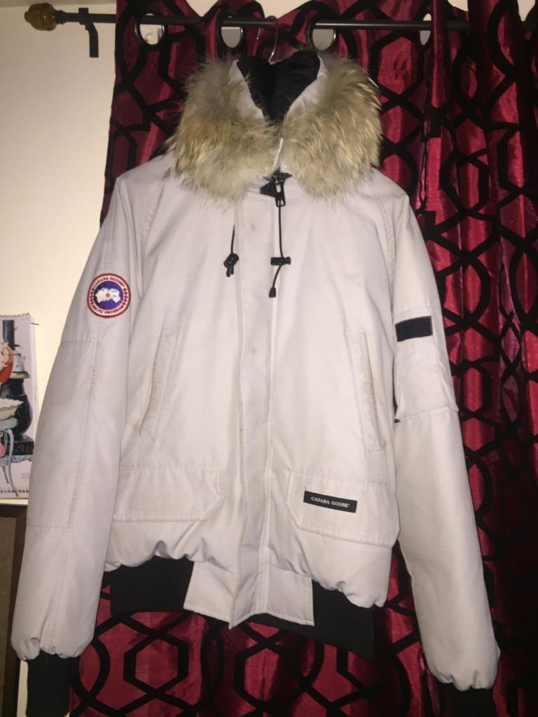 Canada Goose Chilliwack Bomber Down Parka - Men's - $400 (Bronx,NY)