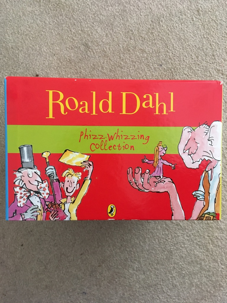 Roald Dahl fizz-whizzing collection