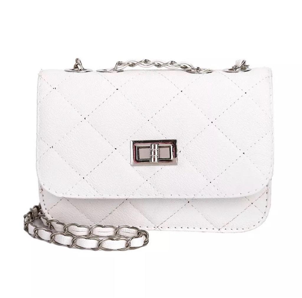 PU chain bag shoulder bag small bag
