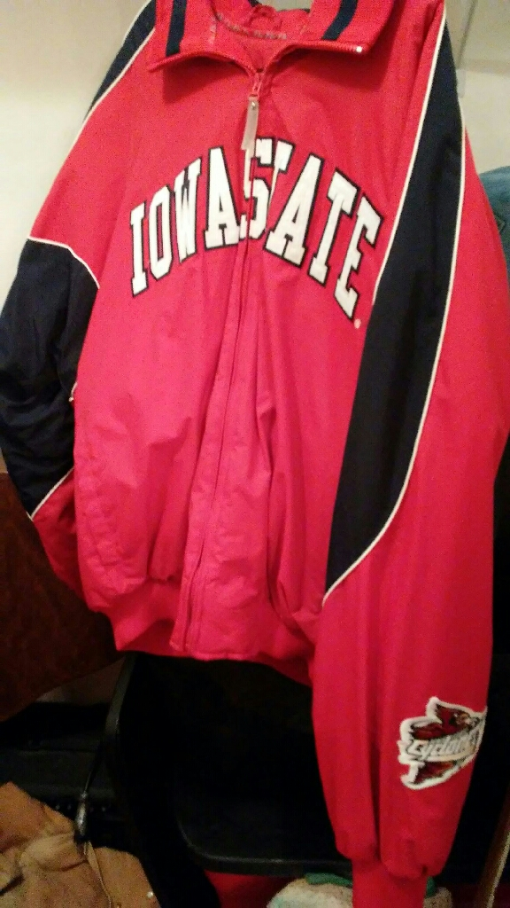 Iowa State Cyclones Jacket