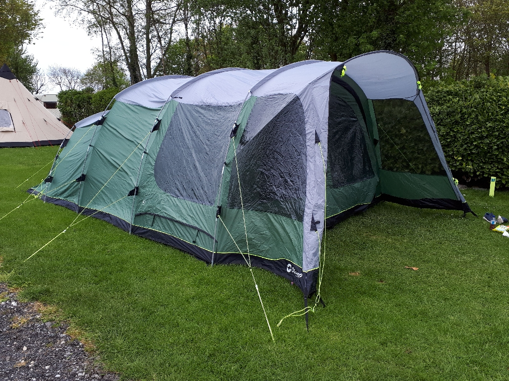 Outwell willwood 6 family tent