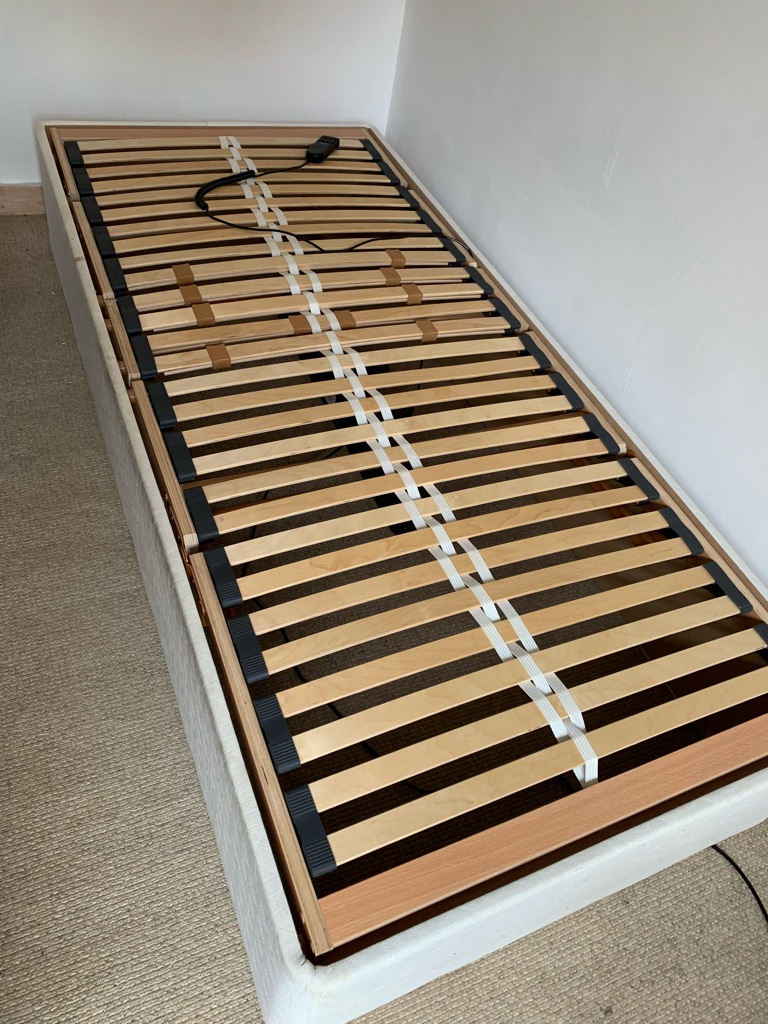 3ft single electric adjustable bed