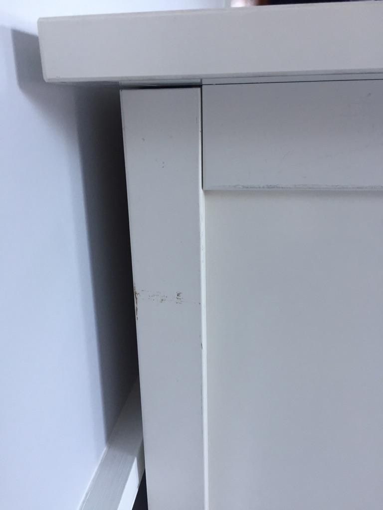 Chest of 6 drawers HEMNES IKEA
