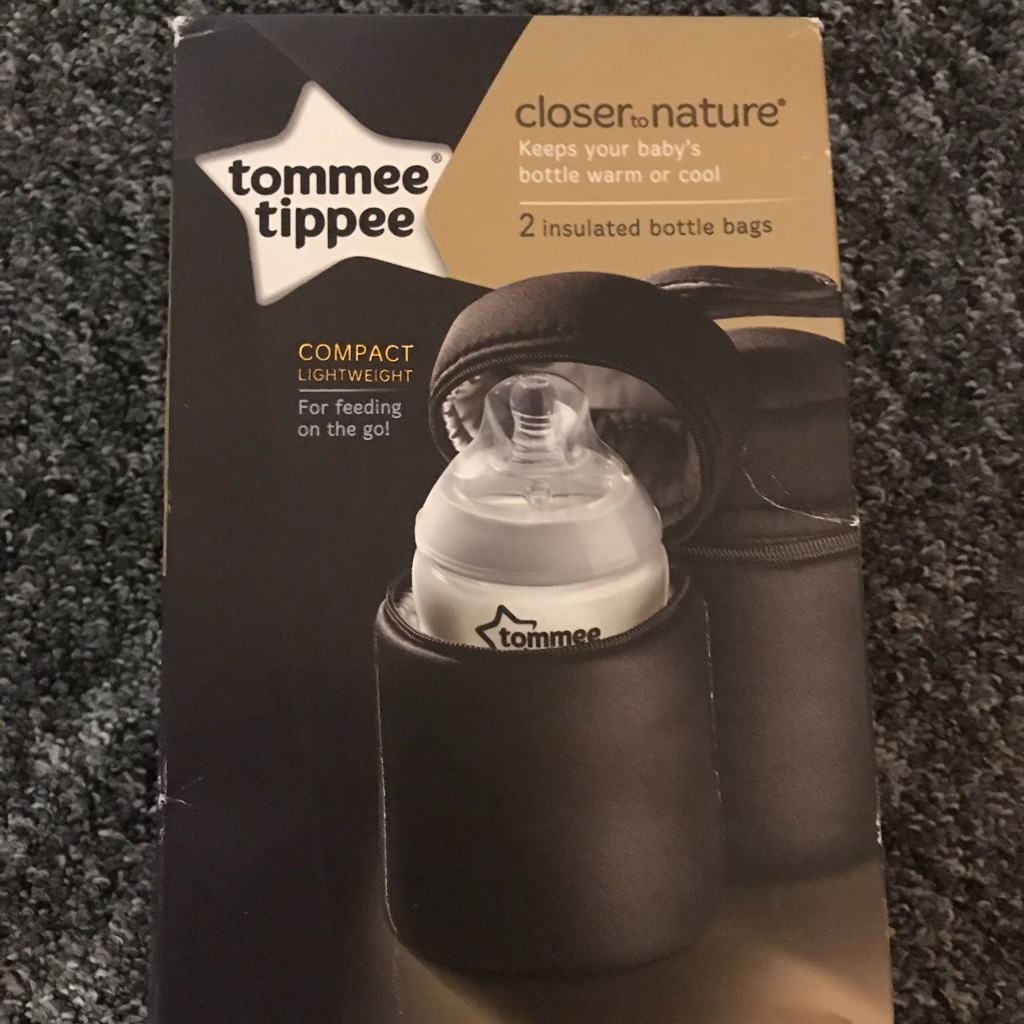 Tommee tippee insulated bottle warmers