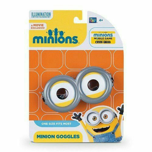 Minion Dressing up goggles