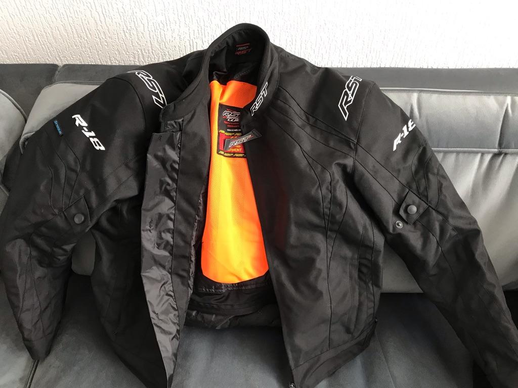 RST Men's motorbike Jacket Medium UK 44